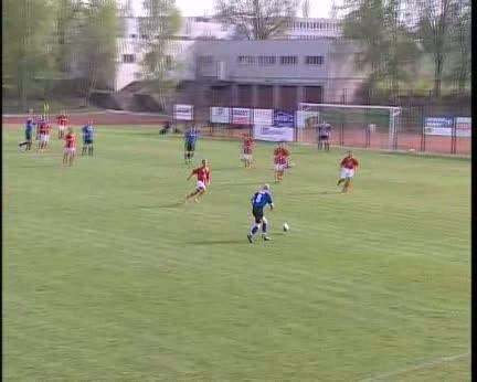 náhled videa - SPORTRELAX   FOTBALOVÝ STADION
